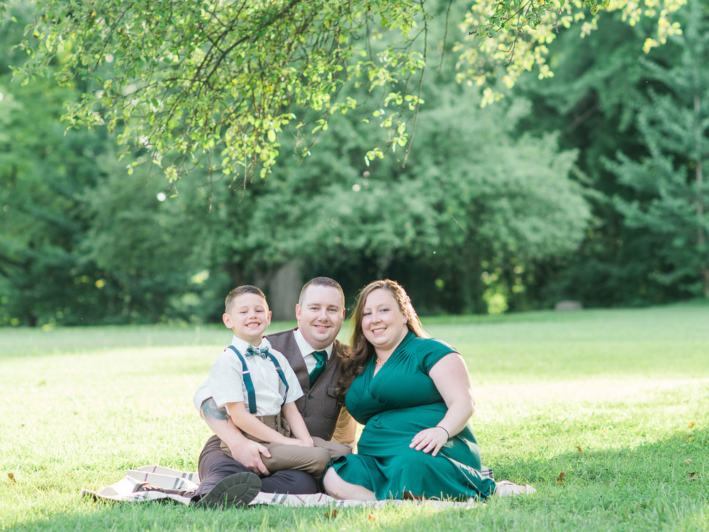 Family Session in Bethlehem PA