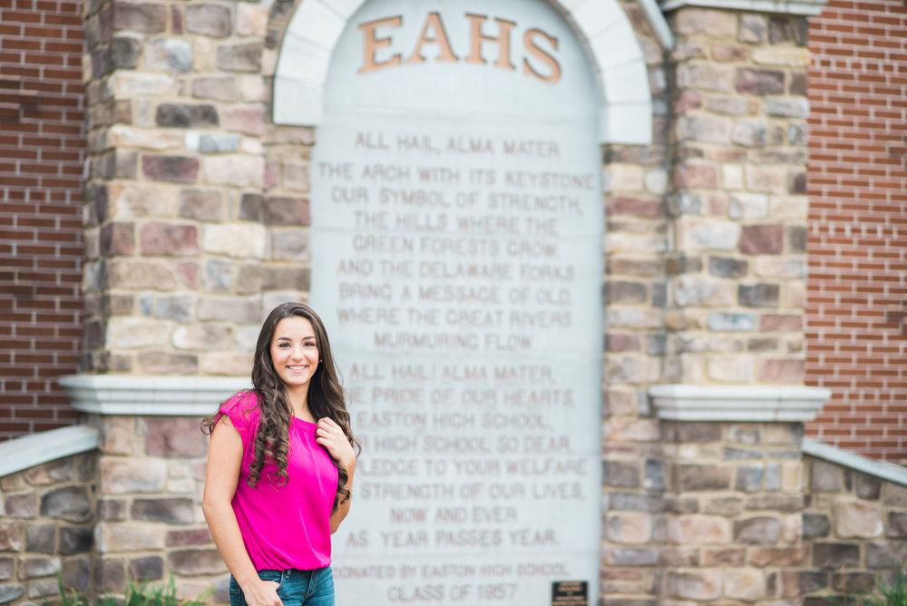 Easton Alma Mater