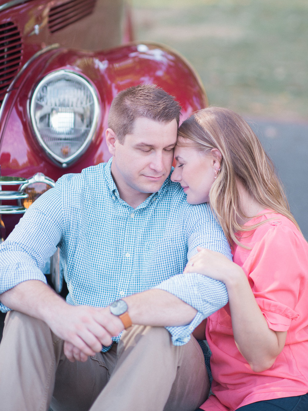 engagement session in reading pa