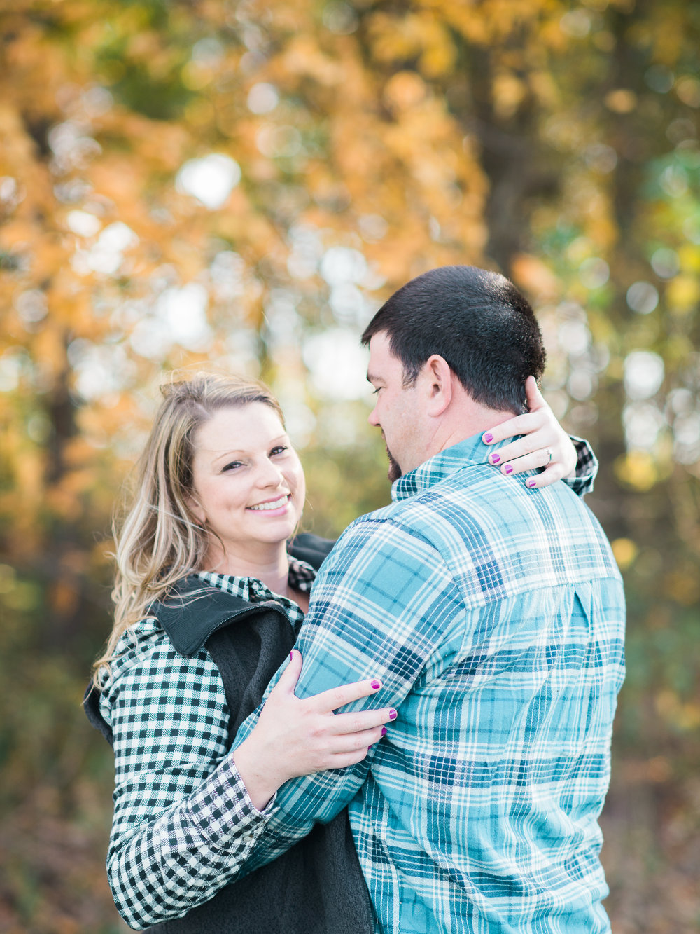 engagement session in lancaster
