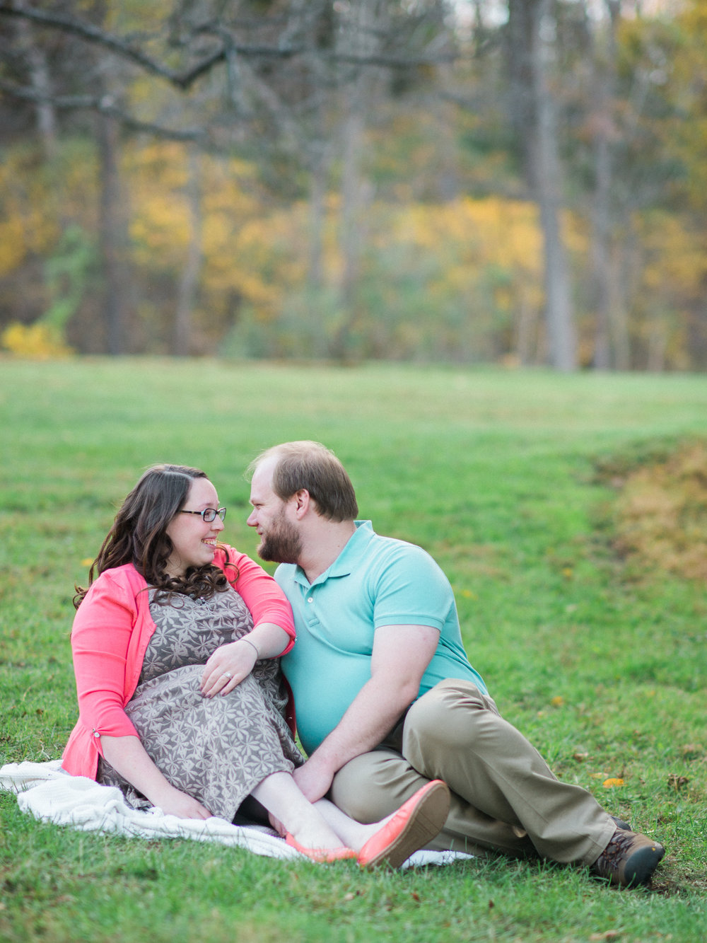 Jacobsburg Park Engagement