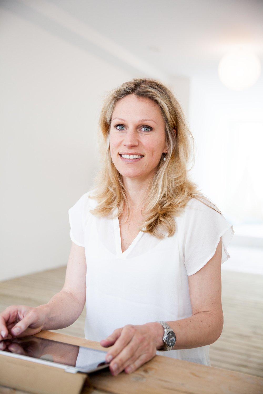 Danielle Boonzaaijer, voorzitter NVvE