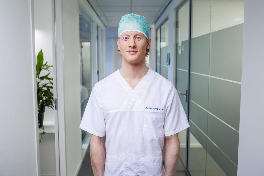 Maarten Muijen, oprichter Mondzorg Poli