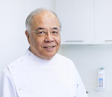 Yang Tjiook, MFP tandarts in Amsterdam