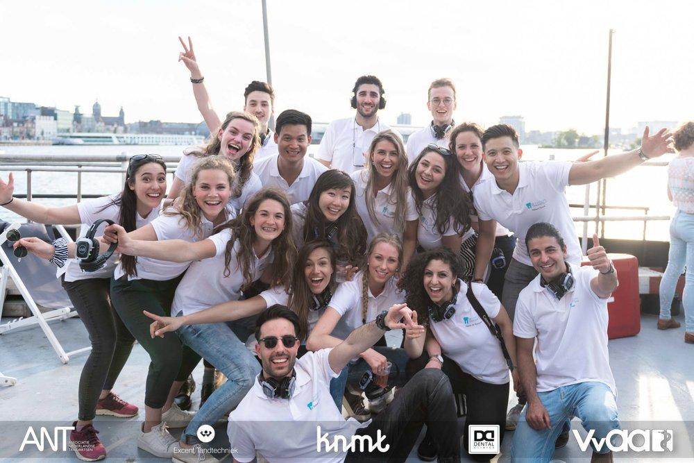 Crew Kickstart 2018