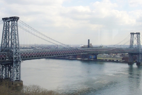 Williamsburg Bridge - Image By Xconomy New York