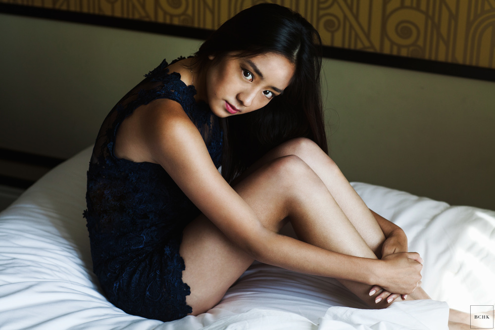 Audrey, shot by Brian HK Chan (BCHK)