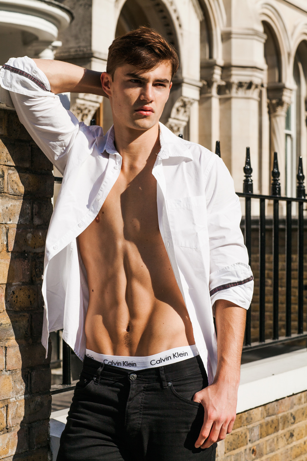 Ivo Buchta at Elite London shot by Brian HK Chan (BCHK)