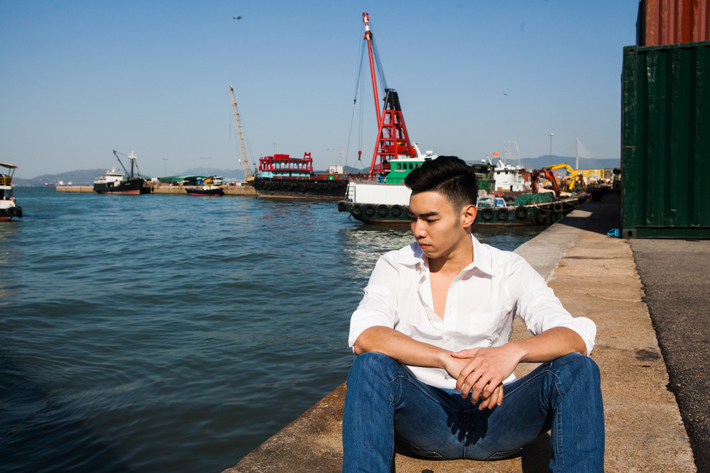 Arthur Cheung shot by Brian HK Chan (BCHK)