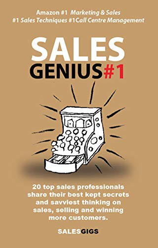 Really Wild Business - Sales Genius #1 Cover.jpg