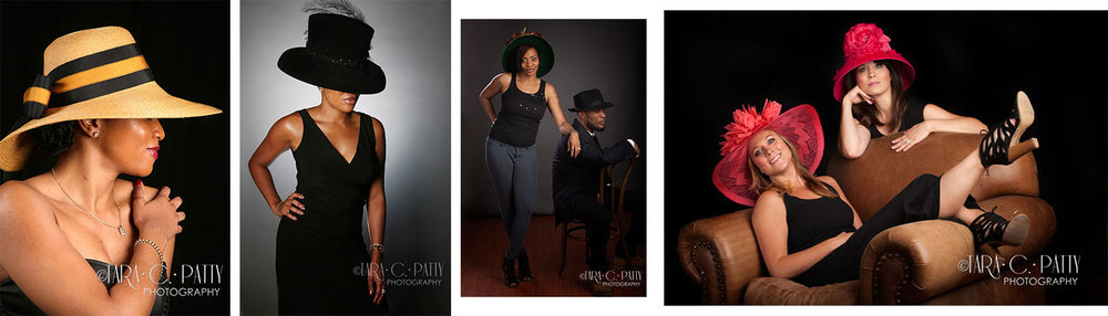 Photography for KAM Colorado- Couture Hat Millnery
