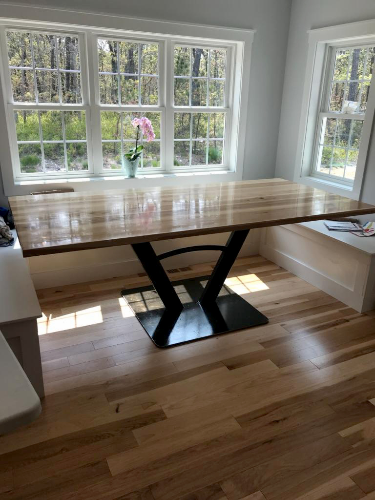 Table Installed
