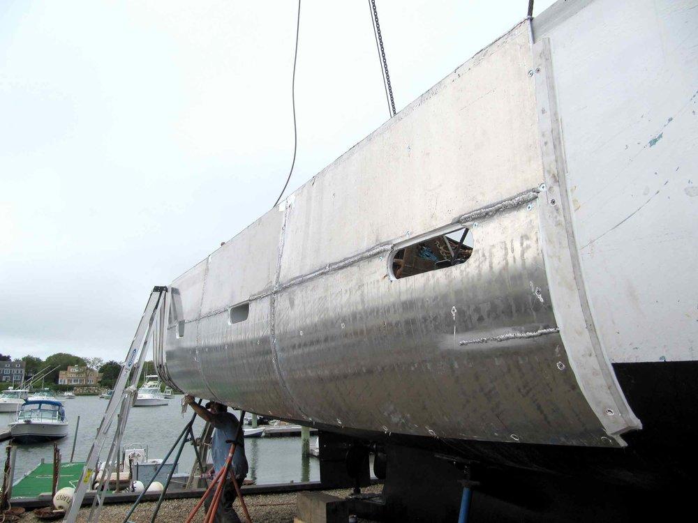 Aluminum Sheathing