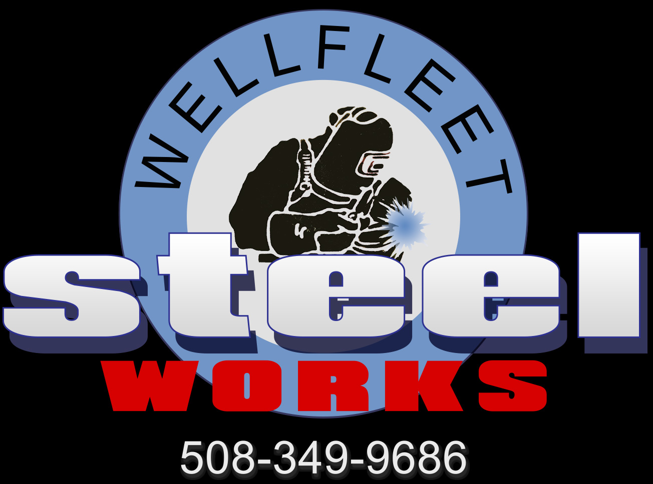 Wellfleet Steel Works Logo