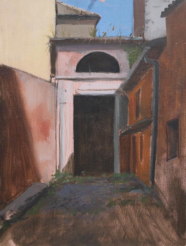 Jewish Ghetto- Rome- SOLD