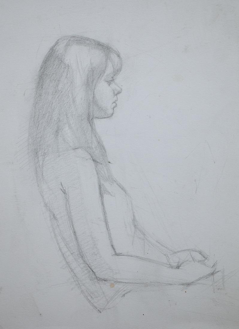 Anna - seated