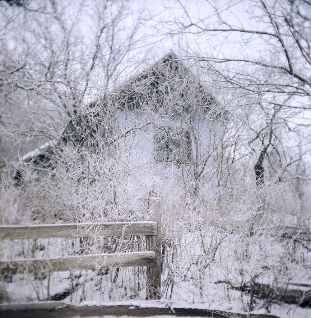 Abandoned cottage (Atyha, Romania, 2006)