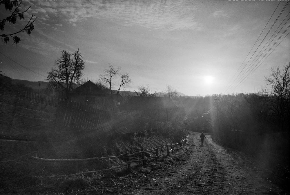 Landscape. Siklód, Romania, 2009