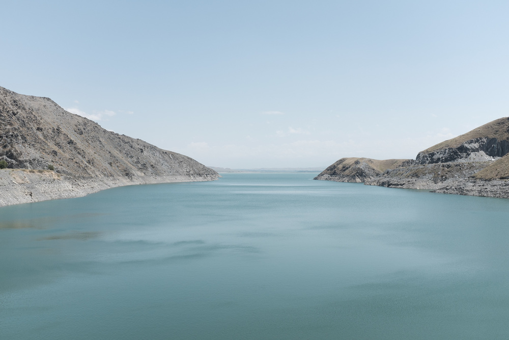 Kirov Reservoir, Talas region