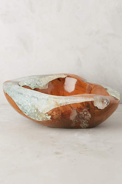 Decorative Bowl | Anthropologie | Home Decor | www.foundandkept.com