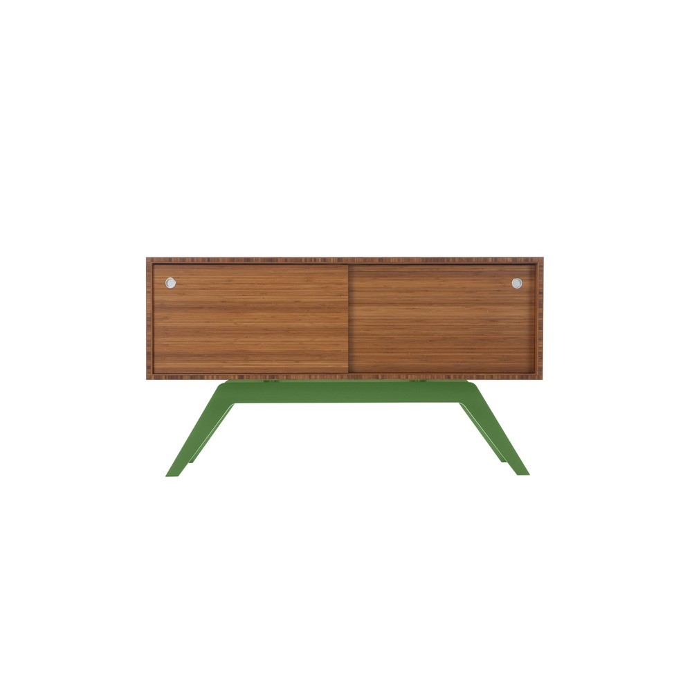 Mid-Century Modern Console | Dwell Store | Home Organization | www.foundandkept.com