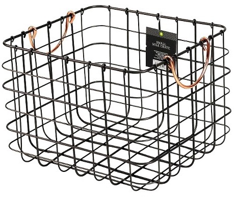 Wire Basket | Target | Home Organization | www.foundandkept.com