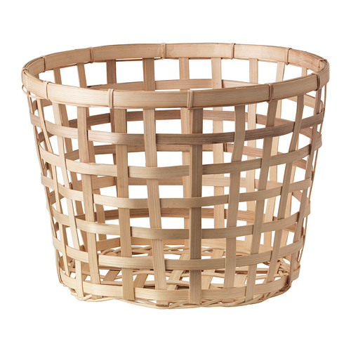 Ikea Storage Basket | Home Organization | www.foundandkept.com