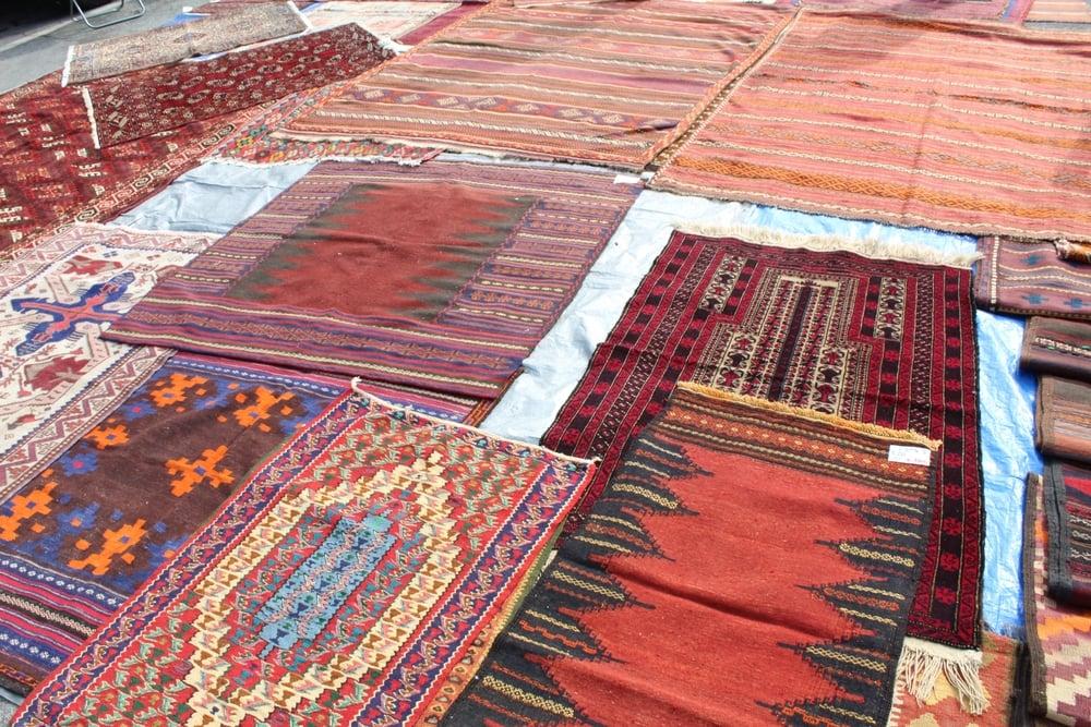 Rugs + Textiles, www.foundandkept.com