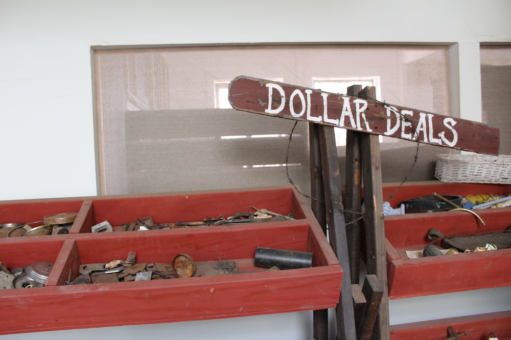 Silverado Salvage | www.foundandkept.com