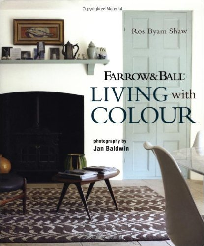 Living with Colour | Ros Byam Shaw | Interior Design | www.foundandkept.com