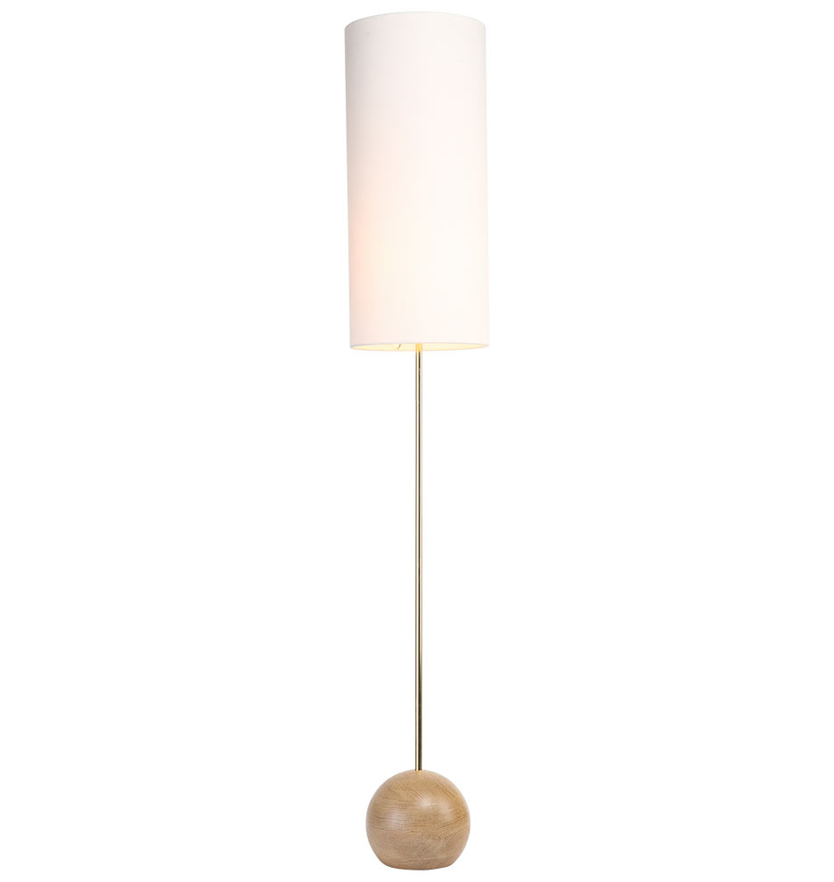 Rejuvenation Floor Lamp | www.foundandkept.com
