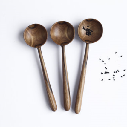 Belaya Hvoya Wooden Spoons $30