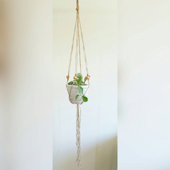 The Macrame Lady  | $16 | small + simple