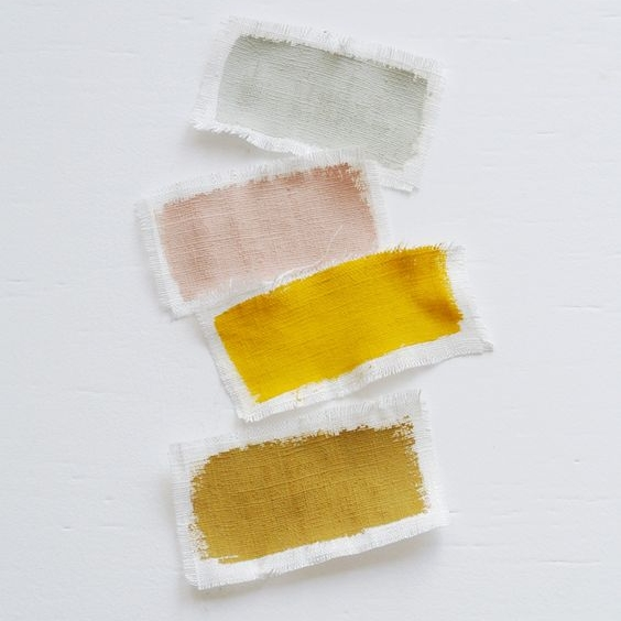 Color Love | The Trifecta | Mustard, Blush + Dew | www.foundandkept.com