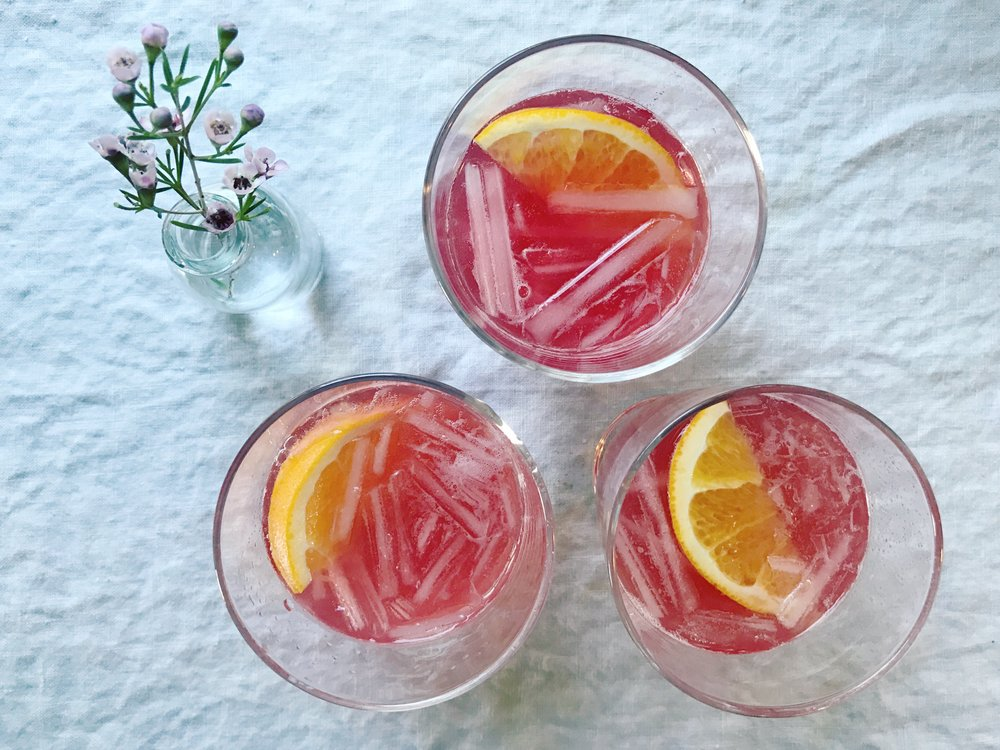 The Other Winter Cocktail You'll Love | Found + Kept | www.foundandkept.com
