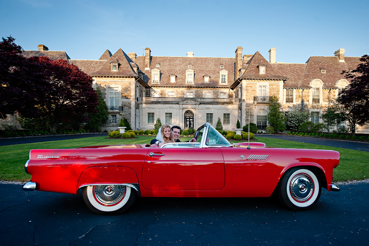 aldrich-mansion-wedding-classic-thunderbird-1955