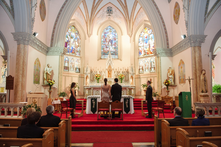 OUR LADY OF VICTORIES WEDDING IN BOSTON_071