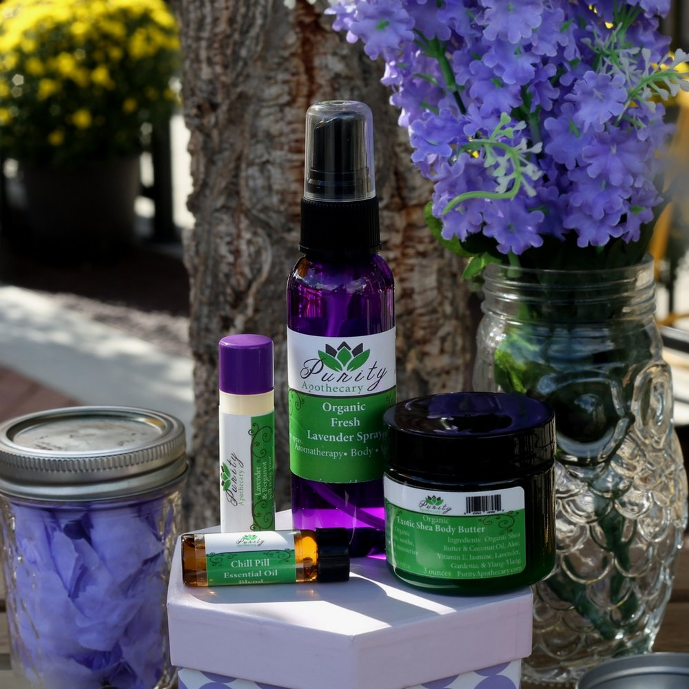 Purity Apothecary Relaxation Gift Set