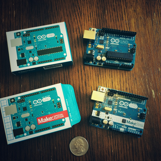 Intro to hardware hacking on the arduino — julia h grace