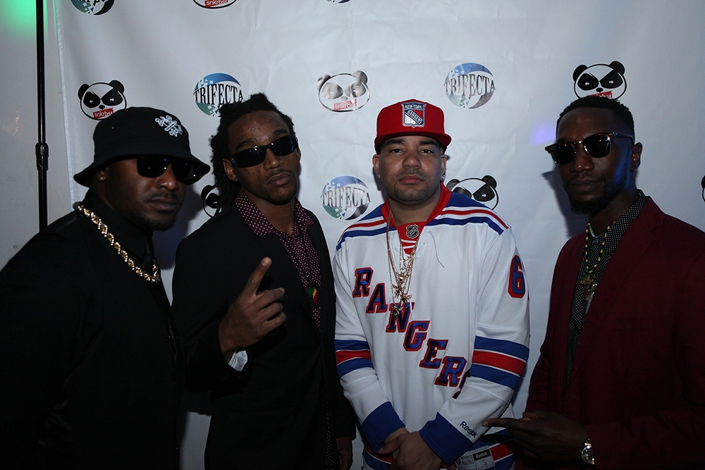 AFRIKAN KARTEL w/ Power 105.1 Dj ENVY