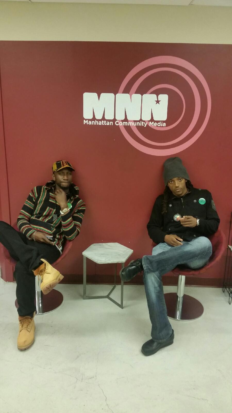 Afrikan Kartel @ MNN TV Studios