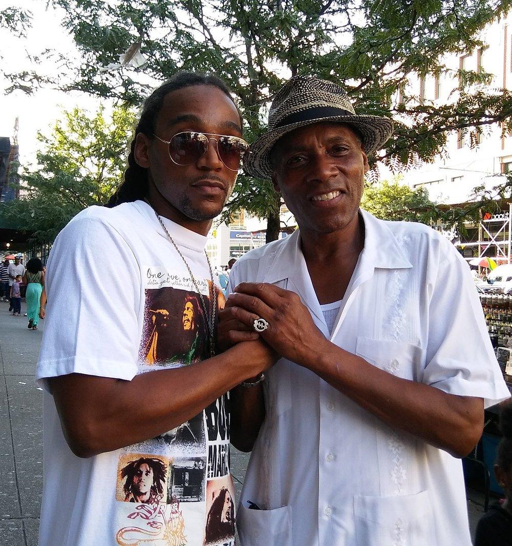 AFRIKAN KARTEL w/ NYC SENATOR BILL PERKINS