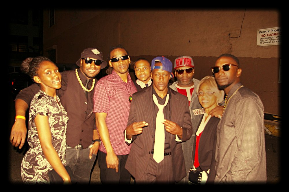 AFRIKAN KARTEL & THE TEAM w/  HIP Hop LEGEND Keith Murray @ NYC's ZANGER HALL