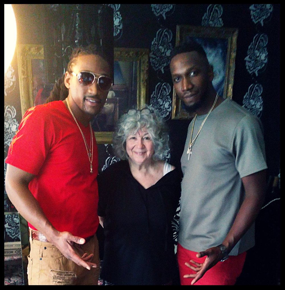 AFRIKAN KARTEL w/ NEW YORK TIMES PHOTOGRAPHER JOAN ROTH