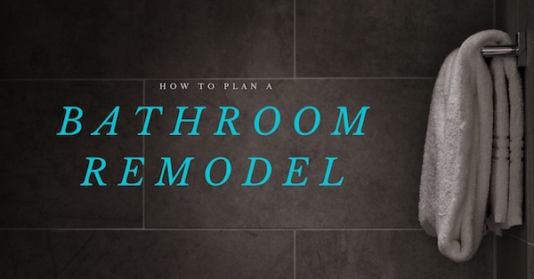 A Guide To Luxury Shower Bath Features - How to plan a bathroom remodel