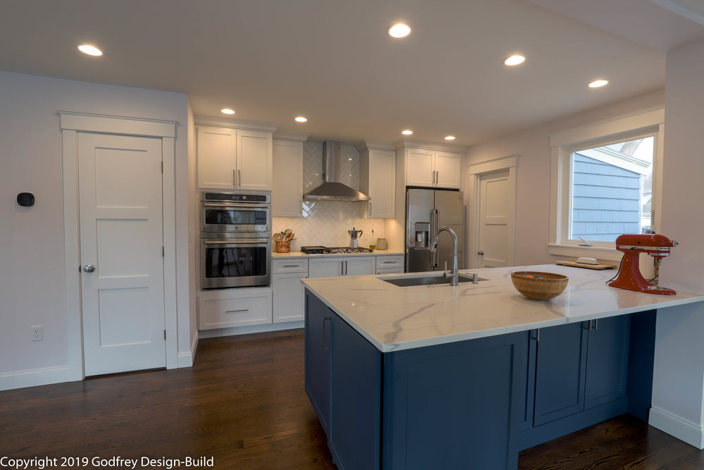 marblehead kitchen remodel