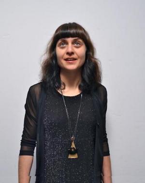 Poet Elissa Ball
