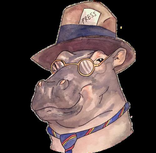 SNOZ THE HIPPO
