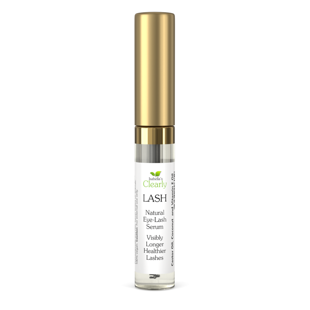 Clearly LASH, 10 ml/0.3 Oz, A gentle and all natural blend of oils that are proven to extend your lashes for a fuller thicker appearance.