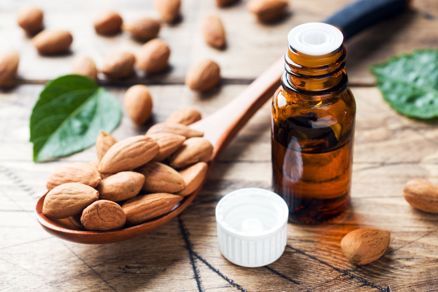 Benefits of Sweet Almond Oil for Hair and Skin | Facts you Need to Know I  Best Carrier Oils — Isabella's Clearly